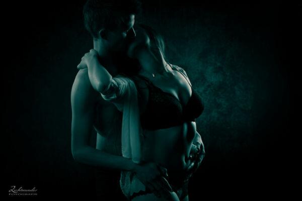 Erotisches Paar Akt Fotoshooting Koeln Bonn